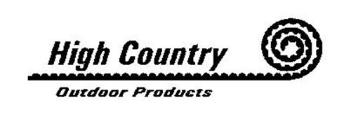 HIGH COUNTRY OUTDOOR PRODUCTS