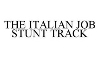 THE ITALIAN JOB STUNT TRACK