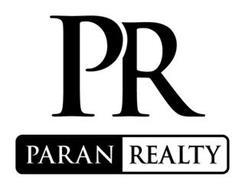 P R PARAN REALTY