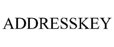 ADDRESSKEY