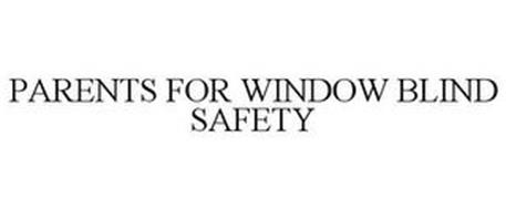 PARENTS FOR WINDOW BLIND SAFETY