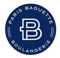 PB PARIS BAGUETTE BOULANGERIE