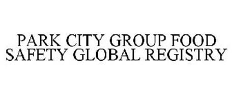 PARK CITY GROUP FOOD SAFETY GLOBAL REGISTRY