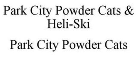 PARK CITY POWDER CATS & HELI-SKI