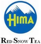 HIMA RED SNOW TEA