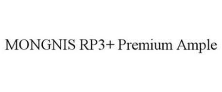 MONGNIS RP3+ PREMIUM AMPLE