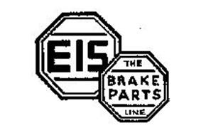 EIS THE BRAKE PARTS LINE