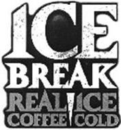 ICE BREAK REAL ICE COFFEE COLD