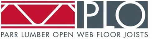Plo Parr Lumber Open Web Floor Joists Trademark Of Parr