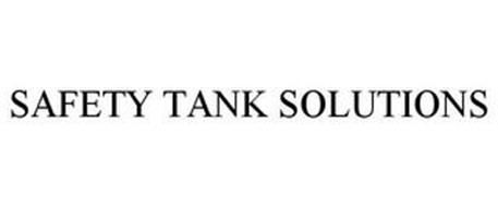 SAFETY TANK SOLUTIONS