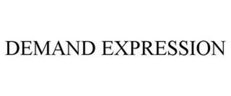 DEMAND EXPRESSIONS