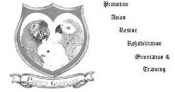 PARROT GUARDIAN PROTECTIVE AVIAN RESCUE REHABILITATION ORIENTATION & TRAINING