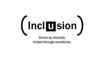 INCLUSION DRIVEN BY DIVERSITY UNITED THROUGH EXCELLENCE.