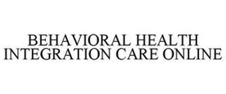 BEHAVIORAL HEALTH INTEGRATION CARE ONLINE