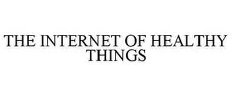 THE INTERNET OF HEALTHY THINGS