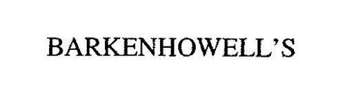 BARKENHOWELL'S