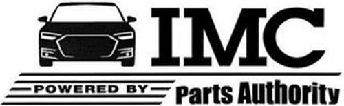 IMC POWERED BY PARTS AUTHORITY