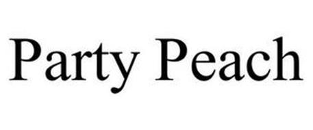 PARTY PEACH