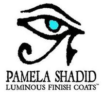 PAMELA SHADID LUMINOUS FINISH COATS