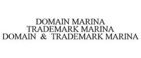 DOMAIN MARINA TRADEMARK MARINA DOMAIN & TRADEMARK MARINA