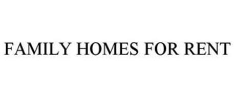 FAMILY HOMES FOR RENT