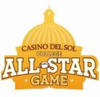CASINO DEL SOL COLLEGE ALL STAR GAME