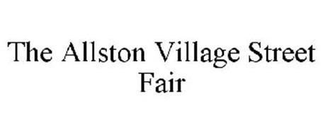 THE ALLSTON VILLAGE STREET FAIR