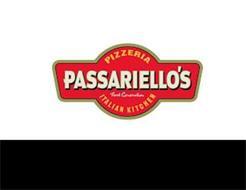 PASSARIELLO'S PIZZERIA ITALIAN KITCHEN FIRST GENERATION