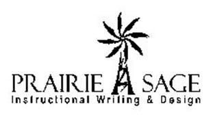 PRAIRIE SAGE INSTRUCTIONAL WRITING & DESIGN