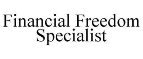 FINANCIAL FREEDOM SPECIALIST