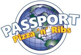 PASSPORT PIZZA 'N' RIBS