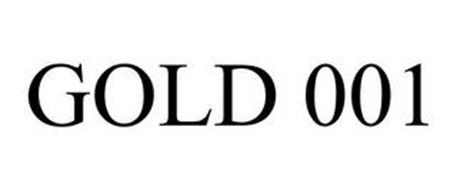 GOLD 001