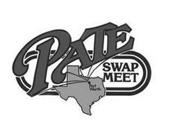 PATE SWAP MEET