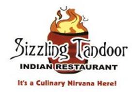 SIZZLING TANDOOR INDIAN RESTAURANT IT'SA CULINARY NIRVANA HERE!