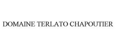 DOMAINE TERLATO CHAPOUTIER