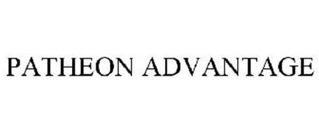 patheon advantage trademark of patheon inc serial number