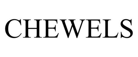 chewels trademark of patheon softgels inc serial number