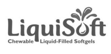 LIQUISOFT CHEWABLE LIQUID-FILLED SOFTGELS