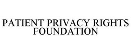 PATIENT PRIVACY RIGHTS FOUNDATION