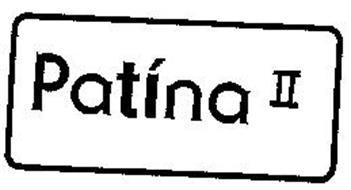 PATINA II