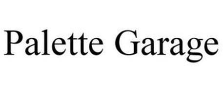 PALETTE GARAGE