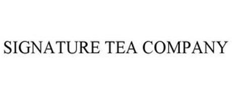 SIGNATURE TEA COMPANY