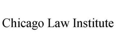 CHICAGO LAW INSTITUTE