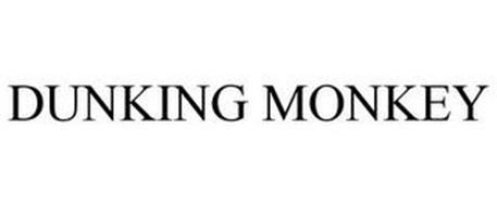 DUNKING MONKEY
