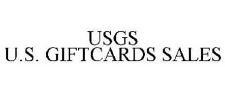 USGS U.S. GIFTCARDS SALES