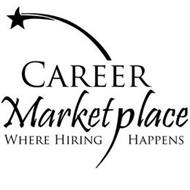 CAREER MARKETPLACE WHERE HIRING HAPPENS