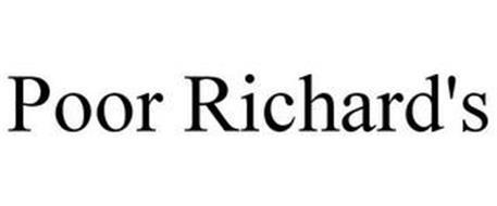 POOR RICHARD'S