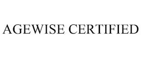 AGEWISE CERTIFIED