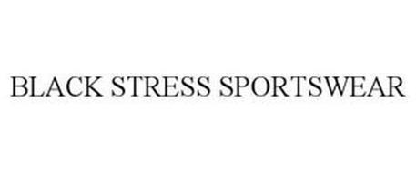 BLACK STRESS SPORTSWEAR