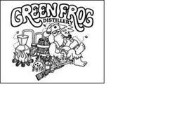 GREEN FROG DISTILLERY